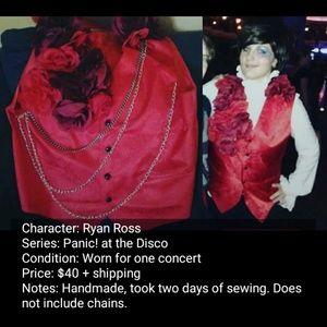 Panic At The Disco Replica Rosevest